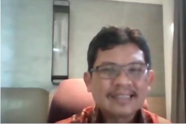 Prof. Dr. Ali Ghufron Mukti, Ketua Konsorsium Riset dan Inovasi COVID-19 Kemenristek BRIN