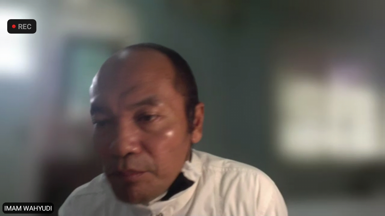 Panitia FJPP Imam Wahyudi